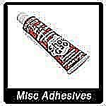 Misc Adhesives