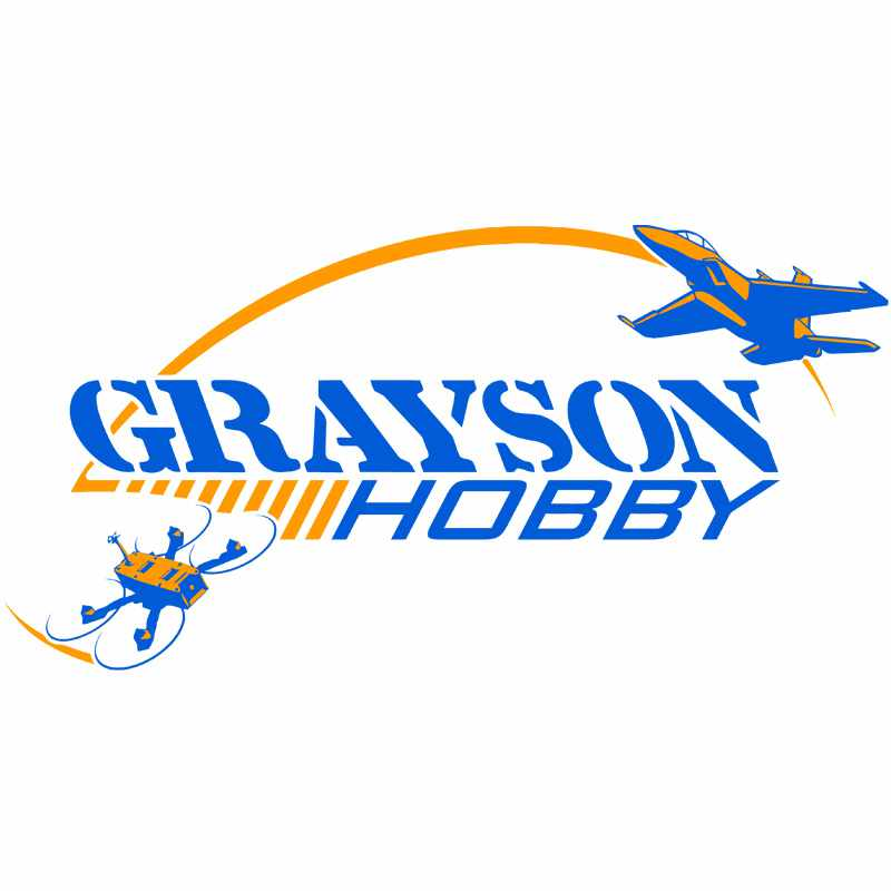 Grayson Hobby DIY FPV Race Drone Build Kit Electronic Package | RaceSpec | Grayson Hobby