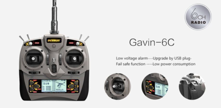 Detrum Gavin