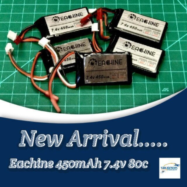 BabyHakw   Torrent 110 Battery Upgrade