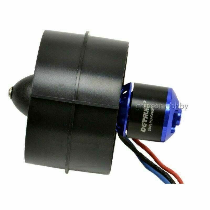 64mm EDF Viggen Mini