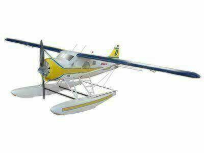 Dynam Beaver DHC-2  Parts