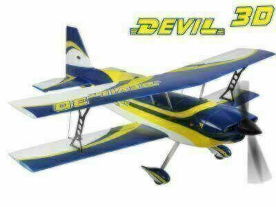 Dynam Devil 3D Parts