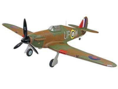 Dynam Hawker Hurricane Parts
