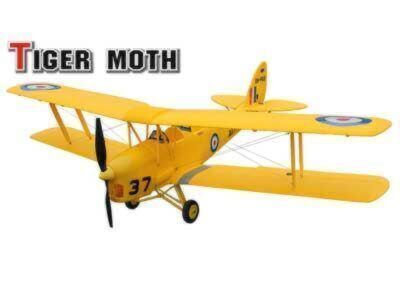 Dynam Tiger Moth Parts