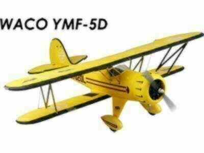 Dynam Waco YMF - 5D Parts