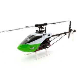 Electric Helicopters