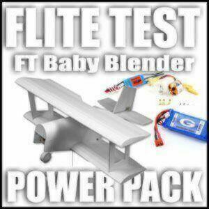 FT Baby Blender Flight Packs