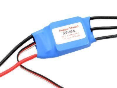 Suppo Model Speed Controllers - ESC