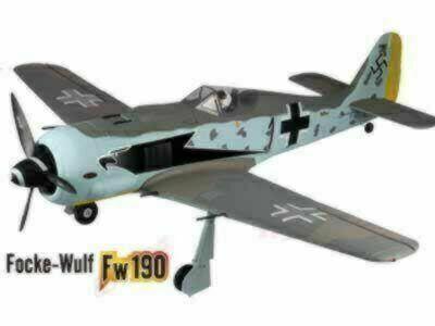 Dynam FW-190 Parts