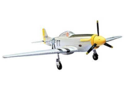 Dynam P51 Mustang parts