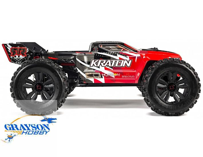 Fpv Drone Radio Control Hobby Shop The Best In Georgia Usa Arrma 1 8 Kraton 6s V5 4wd Monster Truck Ready To Roll Package Grayson Hobby Hobby Shop