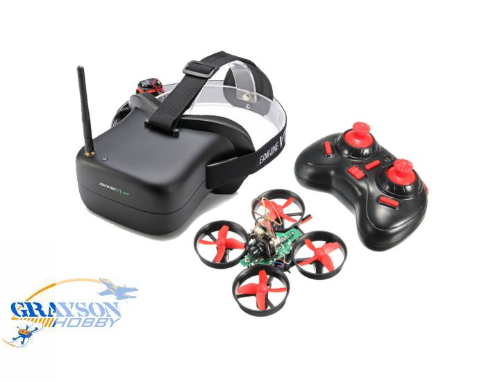 Fpv Drone Radio Control Hobby Shop The Best In Georgia Usa Eachine E010c Red Micro Fpv Racing Drone Ready To Fly Fpv Combo Entry Level Fpv Combo Grayson