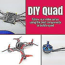 DIY Racing Drone