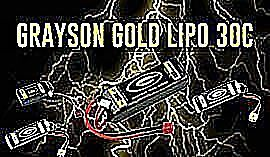 Grayson Gold Batteries
